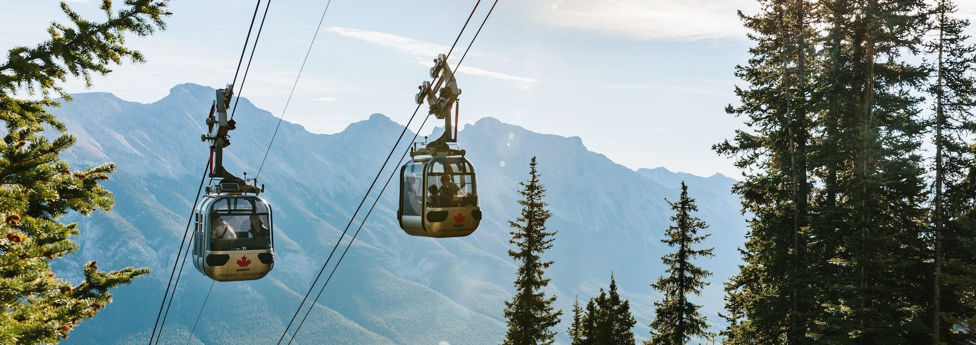 Banff Sightseeing Gondola