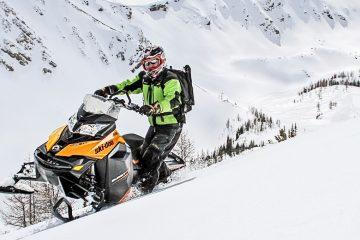 Banff Snowmobiling