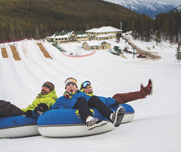 Banff Tubing
