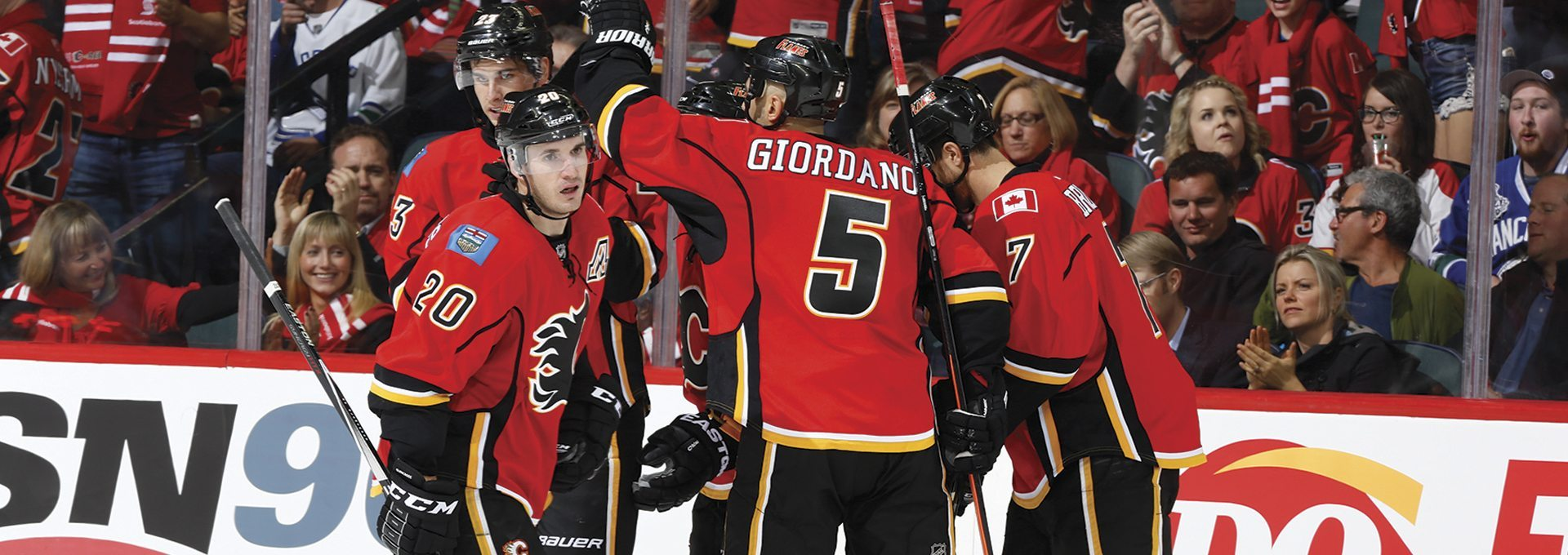 Ice Hockey – Calgary Flames