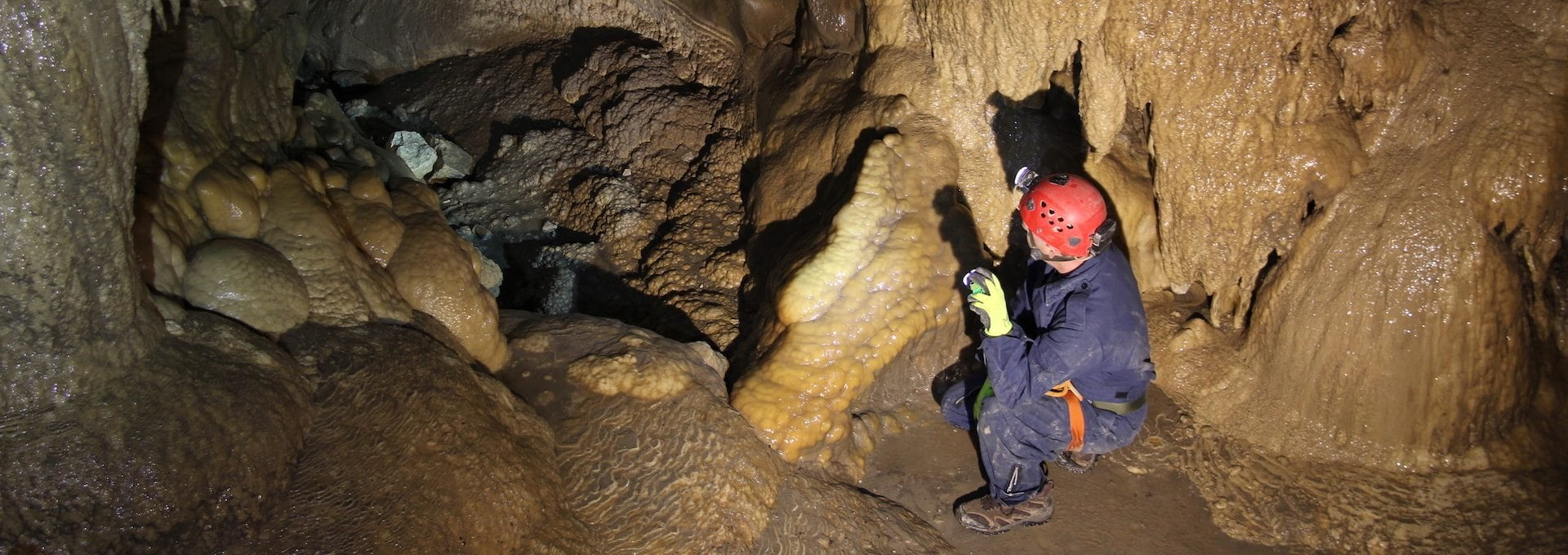 Canmore Caves Explorer Tour