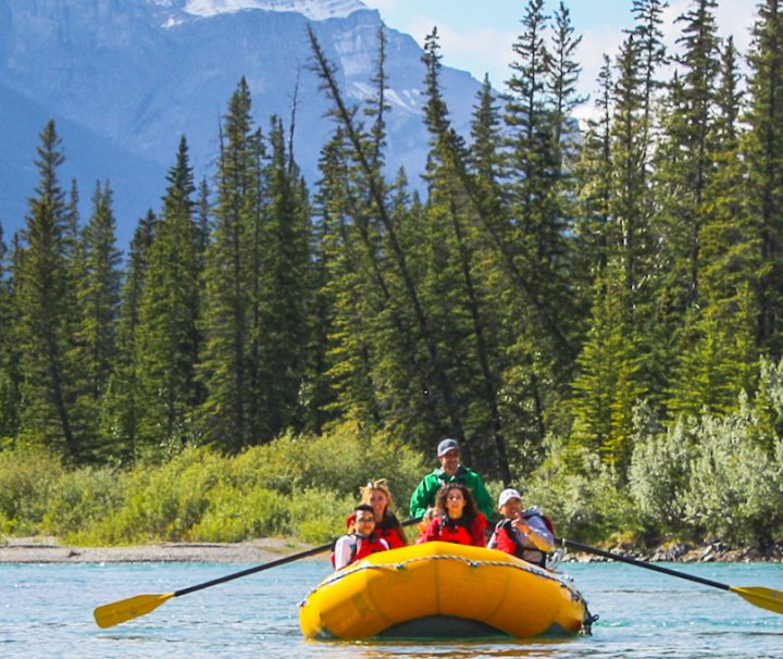 Canmore Float Trips