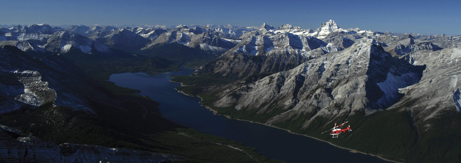 Banff Helicopter Flights