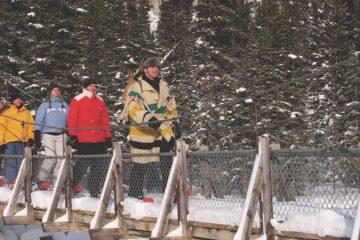 Snowshoe Banff