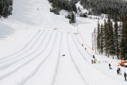 Tubing at Banff Mt Norquay with Discover Banff Tours