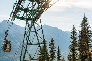 Banff Sightseeing Gondola Ticket
