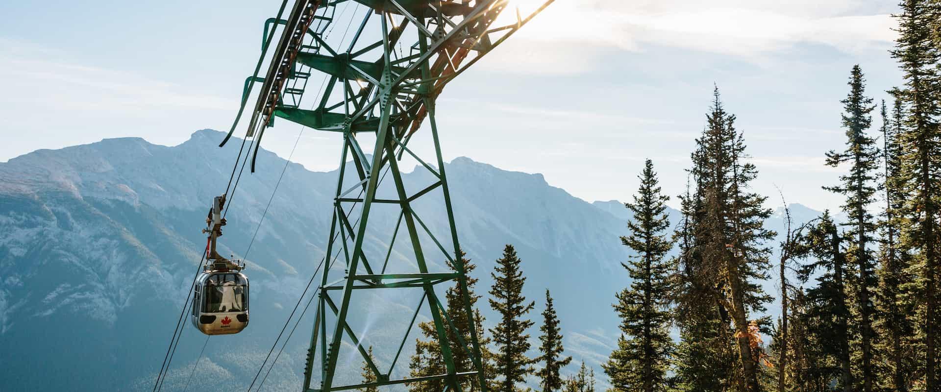 Banff Gondola + Lake Cruise