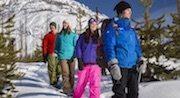 Banff Snowshoeing