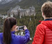 Banff Springs Hotel Tour