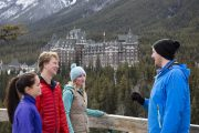 Banff Tours Sightseeing Winter