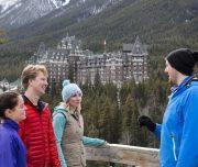 Banff Tours Sightseeing Winter