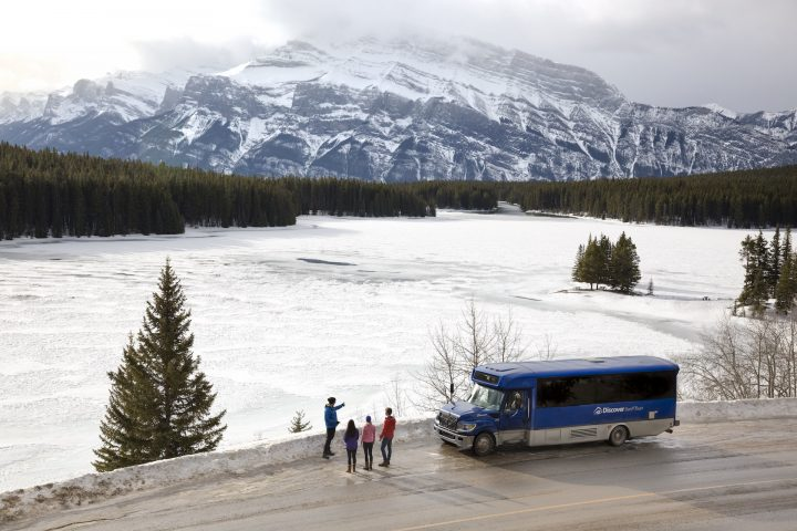 Banff Tours Winter