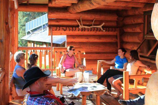 Backcountry Sundance Lodge in Banff, Canadian Rockies