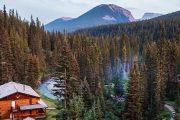 Sundance Lodge in Banff, Canadian Rockies