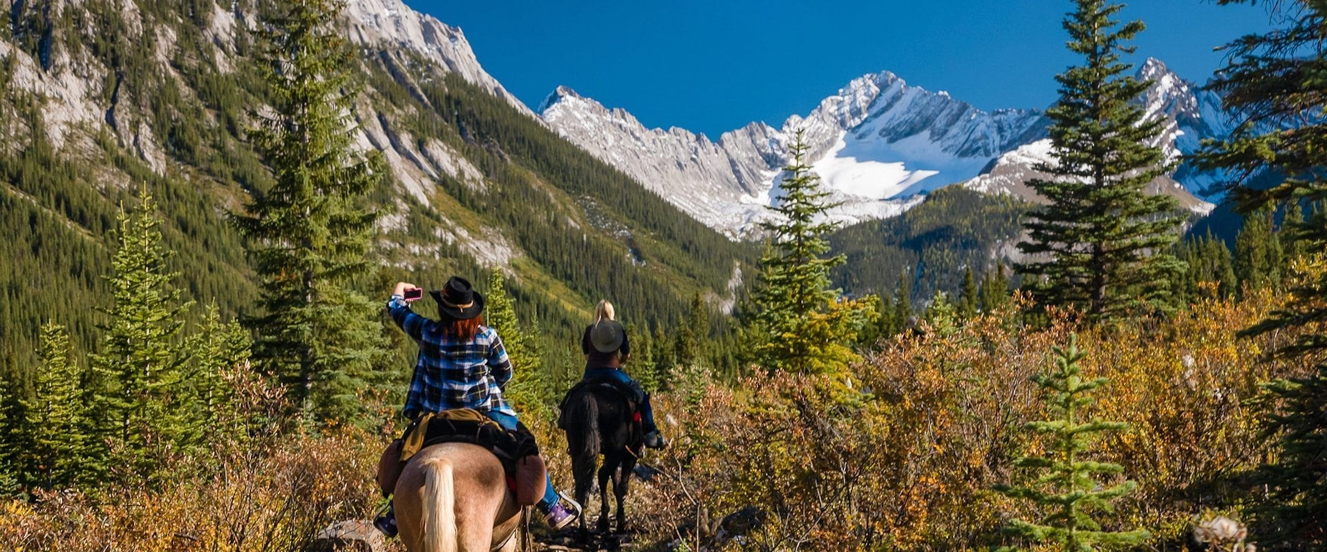 Horseback Pack Trip – 2 Nights