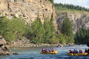 Chinook Rafting Horseshoe Canyon