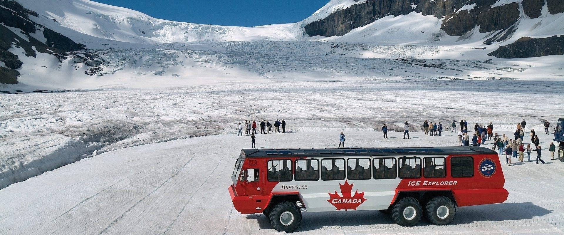 Icefields Parkway: Jasper to Banff