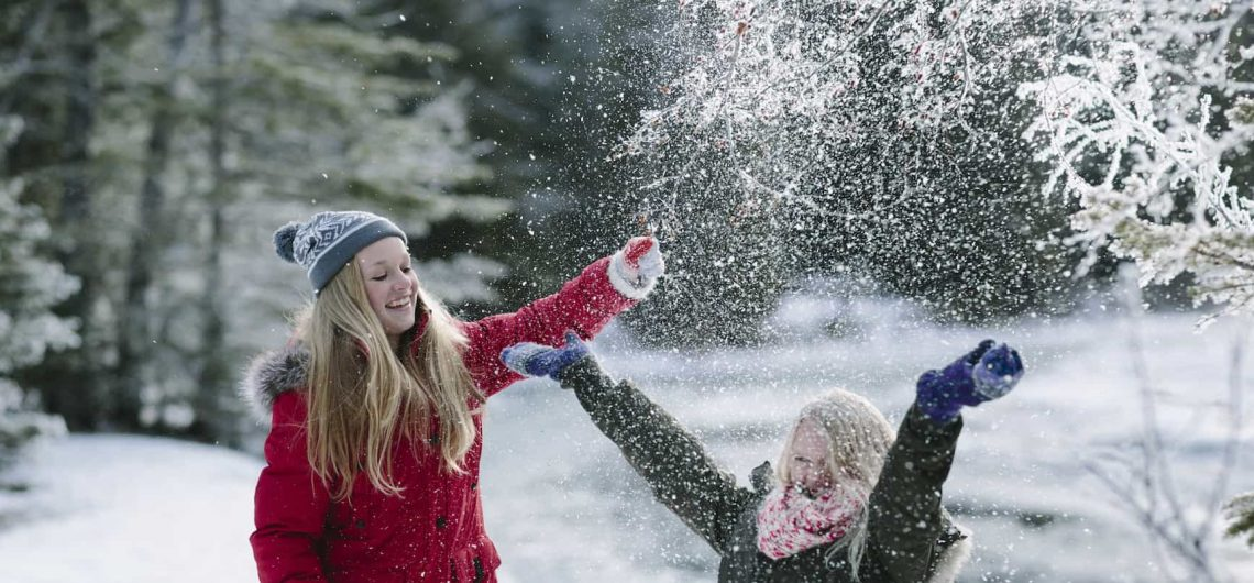 Banff is the perfect place for a family vacation with children