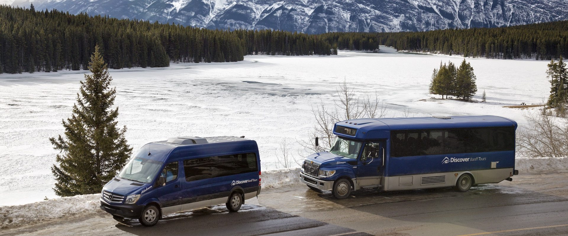Transportation from Calgary to Banff - Discover Banff Tours