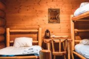 Sundance Lodge has a variety of bedroom and bed configurations