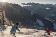 Family friendly skiing at Panorama Mountain Resort