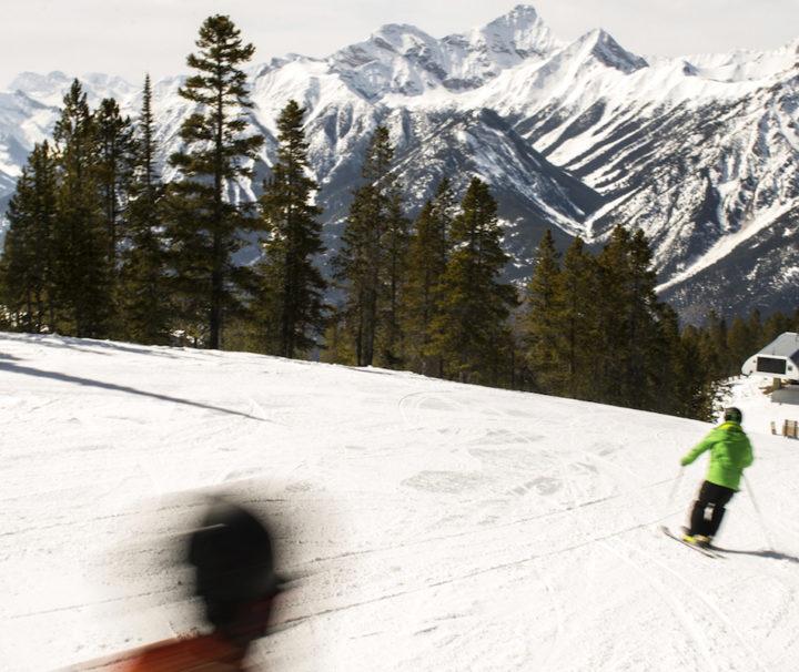 Panorama Scenic Skiing
