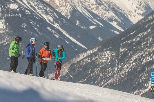 Skiing and Snowboarding at Panorama Mountain Village, British Columbia