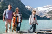 See Lake Louise on the Mountain lakes and Waterfalls Tour in the Canadian Rockies