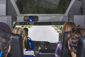 Airport Shuttle and Resort Transportation in the Canadian Rockies with Discover Banff Tours