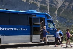 Discover Banff Tours Summer Sightseeing and Transport