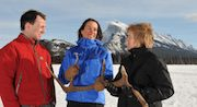 Custom Tours with Discover Banff Tours