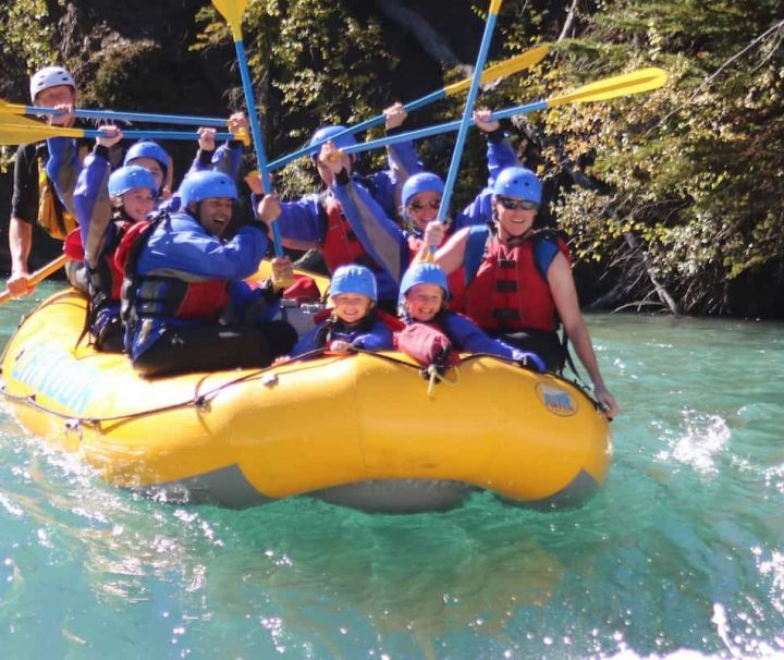 Whitewater Rafting Tours N Banff Discover Banff Tours