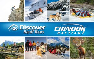 Gift Certificates with Discover Banff Tours