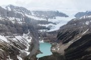 See the Icefields on a sightseeing flight with Rockies Heli