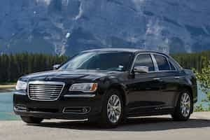 Take a comfortable private Banff transfer in a deluxe sedan vehicle with Discover Banff Tours