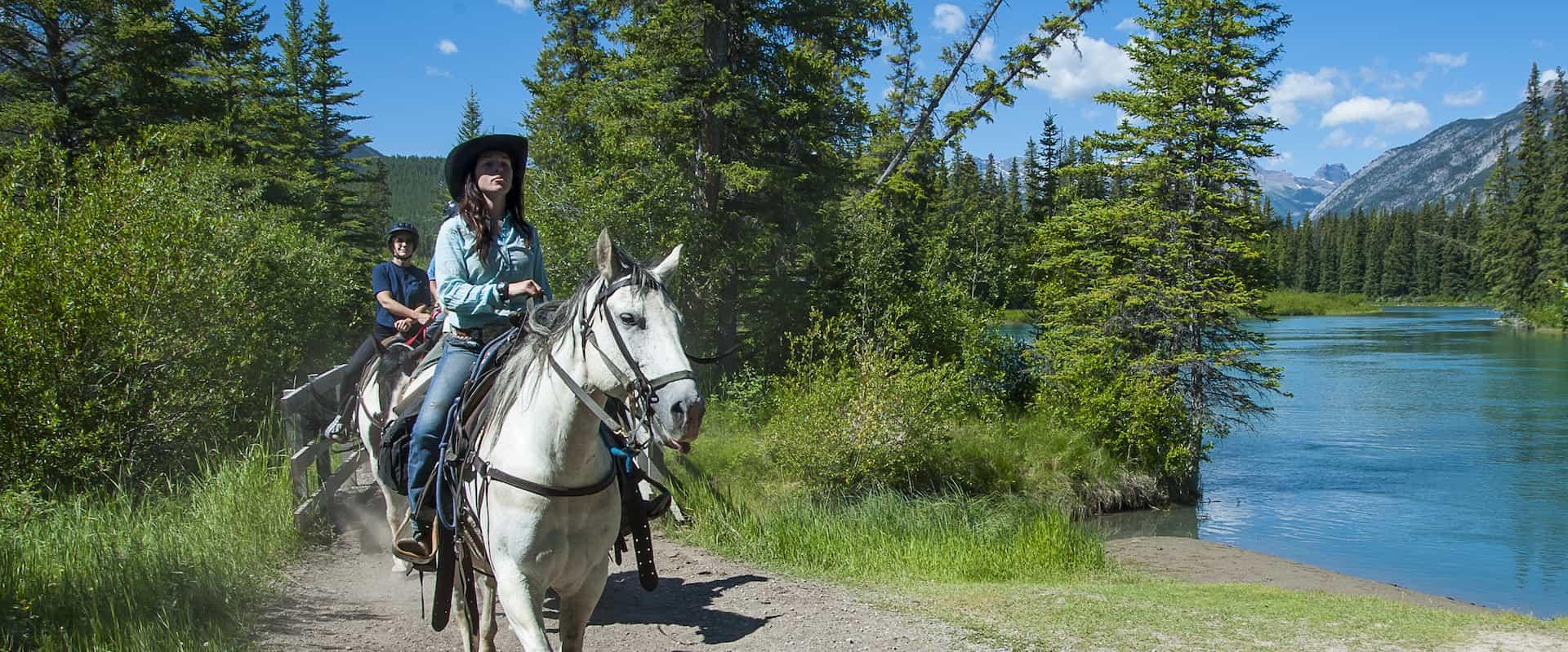Raft + Horseback