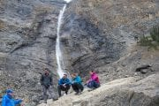 See Takakkaw Falls up close on the Discover Grizzly Bears Tour with Discover Banff Tours