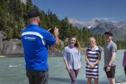 See Banff's top sightseeing spots on the morning Discover Banff and Its Wildlife Tour