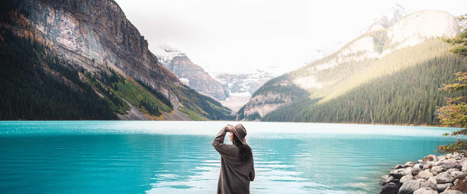 Lake Louise Fall Tour