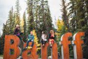 Banff Sign Instagram Photo