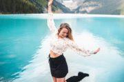 Instagram Lake Louise Photo