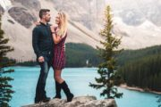 Instagram Photos at Moraine Lake