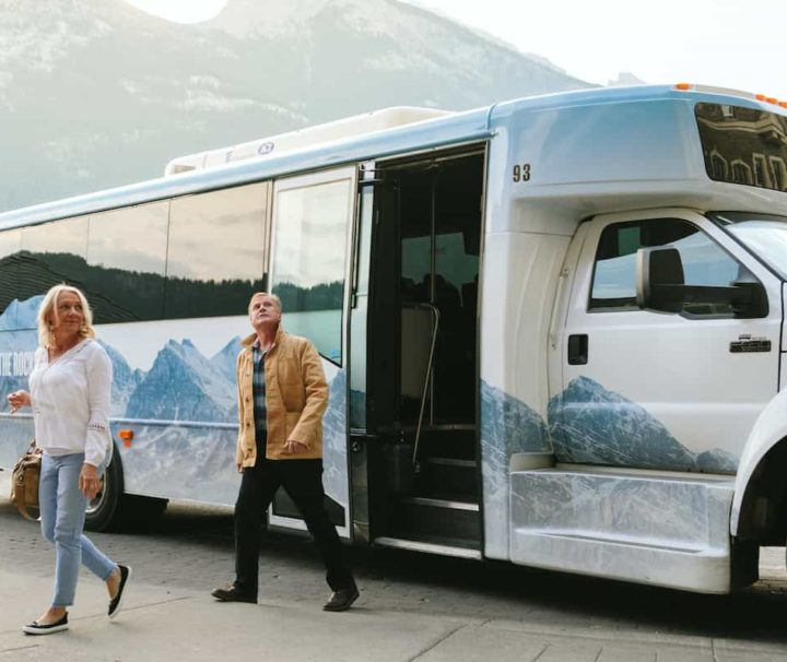 Brewster Express Banff Shuttle to Calgary