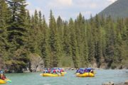Kananaskis Surf Trip Float near Banff