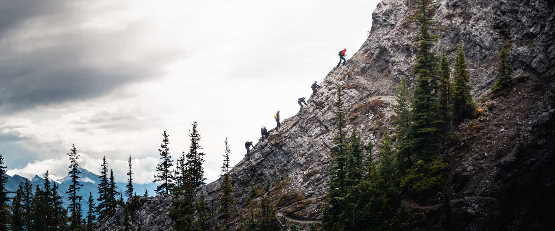 Via Ferrata Alpinist – 4-4.5 Hours