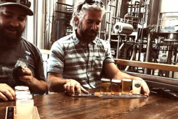 Bow Valley Beer Tour with Discover Banff Tours