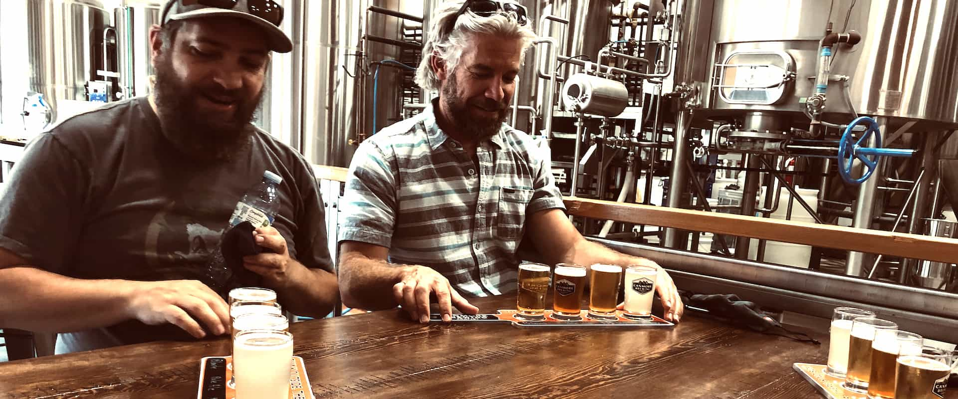 Bow Valley Beer Tour